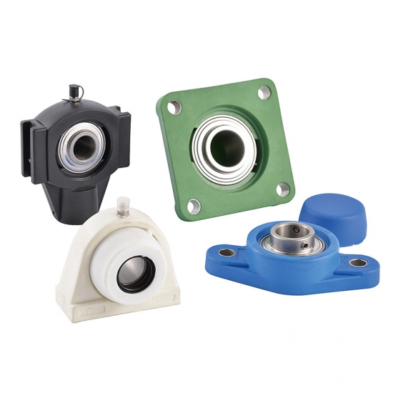 Thermoplastic Housing With BEARINGS Photo